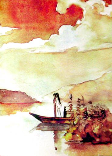 """Em đi chơi thuyền, trong... """"không phải thảo cầm viên"""" =)))"""
