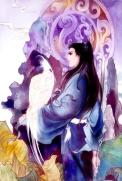 Chim trắng chim trăng, có phải chồng anh, chui vào tay áo =)))))