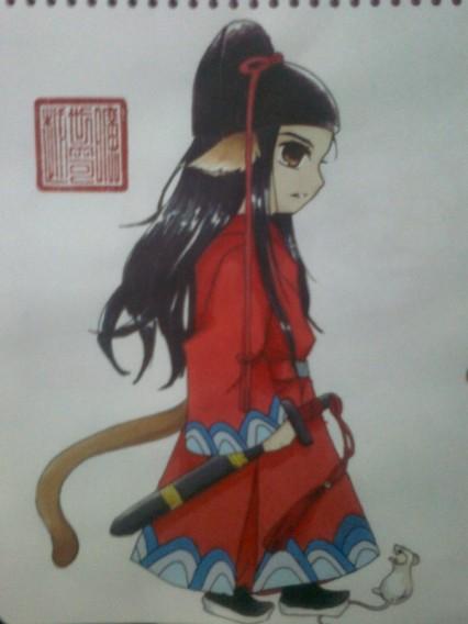 Phủ Khai Phong có Triển tiểu miêu~
