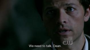 """""""Chúng ta cần nói chuyện, Dean."""" - Lại một câu nói vô cùng kinh điển trong một mối quan hệ a =))))"""