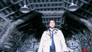 Ôi, đôi cánh thiên thần lộng lẫy, một trong những hình ảnh nổi tiếng nhất của Castiel ~~~