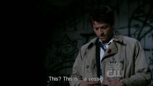 """""""Đây? Đây là... vỏ ngoài thôi."""" - Vâng, là một cái vỏ ngoài thích hợp nhất cho anh luôn đó~~~"""