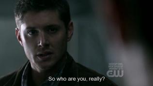 """""""Vậy anh thật sự là ai?"""""""