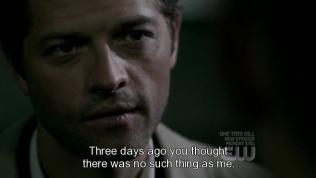 """""""Ba ngày trước, cậu còn nghĩ là trên đời làm gì có thứ như tôi."""""""