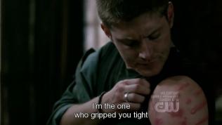 """Cas: """"Tôi là người đã giữ chặt lấy cậu"""""""