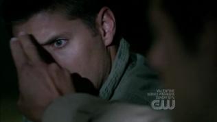 Mỗi khi Cas đưa tay lên trán ai đó, hoặc là chữa lành họ, hoặc là làm họ ngất, hoặc là di chuyển họ đến một nơi khác - không gian và thời gian khác. Lần này, anh đưa Dean quay trở về thời điểm nhiều năm về trước, khi cha và mẹ anh buổi đầu gặp nhau.