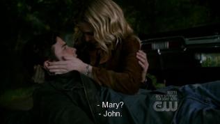 Đây là cha và mẹ của hai cậu lúc trẻ. Ta thích cặp vợ chồng này lắm, cả hai đều rất cool. Tập này kể về quá khứ của hai vợ chồng, mẹ của Dean hóa ra lại là 1 hunter, và lúc này, quái vật mắt vàng đã lên kế hoạch cho Sam và tấn công John, giết chết John, và Mary đã làm như Dean, tức là giao kèo với quỷ để hồi sinh John, với điều kiện là 10 năm sau, quái vật mắt vàng sẽ đến mang Sam đi. Dean đã cố gắng hết sức để ngăn mọi việc, nhưng không thể thay đổi được gì. Và bi kịch sau này vẫn cứ diễn ra.