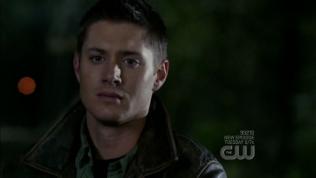 Dean buồn bã dõi theo cha và mẹ mình trong bất lực vì đã không thể ngăn được bi kịch xảy ra.