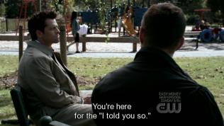 """""""Anh đến để cằn nhằn: 'tôi đã bảo rồi mà không nghe' phải không?"""""""