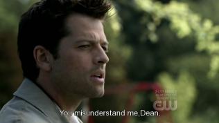 """""""Cậu hiểu lầm tôi, Dean."""""""