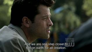 """""""Và chúng ta lại tiến thêm một bước tới địa ngục trần gian với toàn thể tạo hóa."""""""