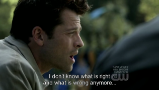 """""""Tôi không biết điều gì là đúng và điều gì là sai nữa..."""""""