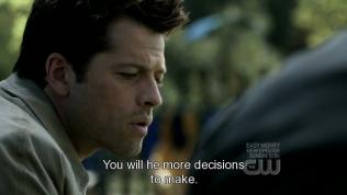 """""""Cậu sẽ phải đứng trước nhiều chọn lựa hơn nữa."""""""
