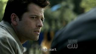 """""""Thực sự là không."""" - Chỉ có Cas mới thấu hiểu gánh nặng mà Dean đang phải vác trên vai lúc này..."""