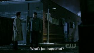 """""""Chuyện gì vừa xảy ra?"""""""
