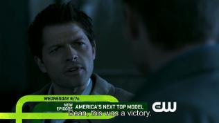"""""""Dean, đây là một thắng lợi!"""""""
