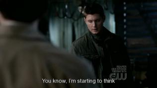 """""""Anh biết không, tôi bắt đầu nghĩ là..."""""""