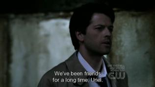 """""""Chúng ta là bạn chiến đấu rất lâu rồi, Uriel."""""""
