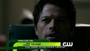 """""""Cậu cần phải cẩn trọng hơn."""""""