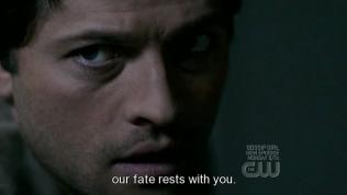 """""""Số phận của chúng tôi phụ thuộc vào cậu."""""""
