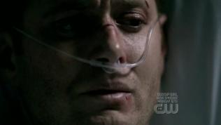 Và đó là lúc cảm xúc của Dean vỡ òa.