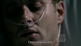 """""""Hãy tìm ai đó khác đi."""""""