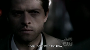 """""""Nếu bây giờ anh không giúp tôi..."""" - Dean dỗi."""