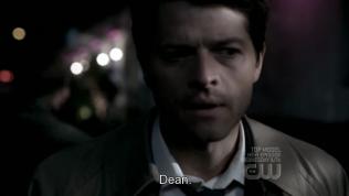 """""""Dean..."""" Cas gọi."""