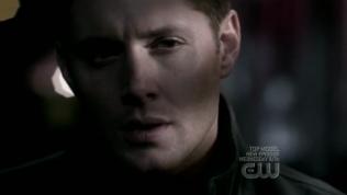 """Mặt của Dean ~ """"À, bây giờ thì em đã hiểu."""""""