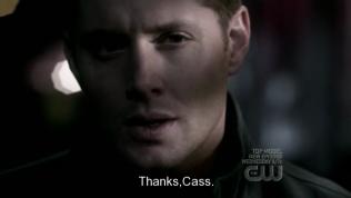"""Cám ơn anh, Cass."""