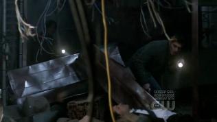 """Nhưng khi Dean đến nơi hẹn thì Cas đã trở thành """"công chúa ngủ trong rừng"""""""