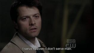 """""""Tôi phục vụ cho thiên đường. Tôi không phục vụ cho con người."""""""