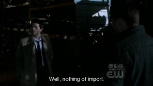 """""""Ừm, cũng chẳng có gì quan trọng."""""""