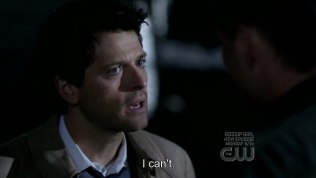 """""""Tôi không thể."""""""