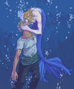 Chàng tiên cá =))