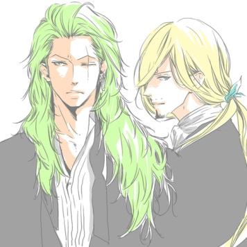 Ôi tóc dài~~~