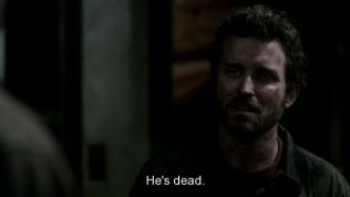"""""""Cậu ấy chết rồi."""" - Chuck trả lời."""