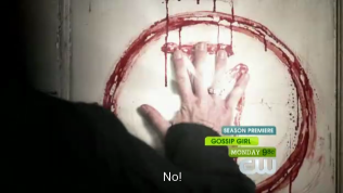 Sau đó, Dean sử dụng dấu ấn máu mà Cas đã sử dụng lần trước để đuổi Zachariah đi.