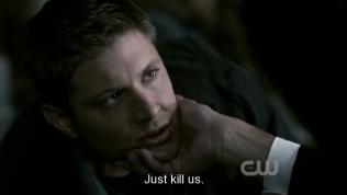 Dean đương nhiên là chết cũng không chịu.