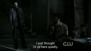 """""""Tôi định sẽ im lặng ngồi đây thôi."""""""