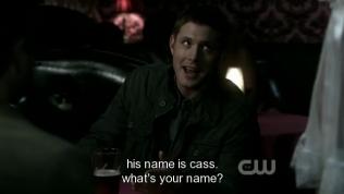 """""""Tên anh ta là Cas, còn tên em?"""""""