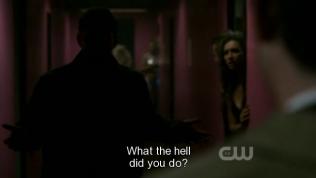 """""""Anh đã làm cái quái gì vậy?"""" - Dean hỏi Cas."""