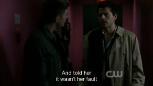 """""""Và nói là đó không phải lỗi của cô ta"""""""