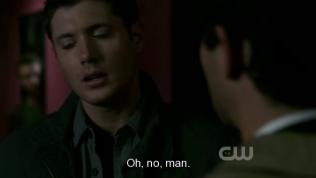 """""""Ôi, không, chàng ơi."""" Dean than =)))))"""