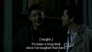 """""""Lâu lắm rồi tôi mới cười đến mức ấy."""""""