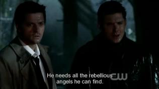 """""""Hắn ta cần càng nhiều thiên thần nổi loạn càng tốt. Việc chính hắn đem ngươi trở về là hoàn toàn có thể."""" Raph nói."""