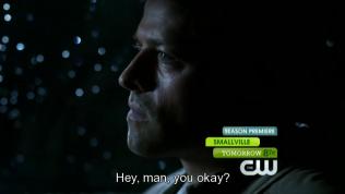 """""""Này, anh không sao chứ?"""" - Dean hỏi."""