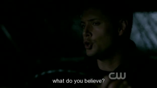 """""""Anh tin vào điều gì?"""""""