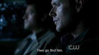 """""""Vậy thì hãy đi tìm ông ấy đi."""" - Dean nói."""