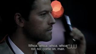 """""""Này này này này, không không, thôi nào anh bạn."""" - Dean lập tức ngăn lại."""